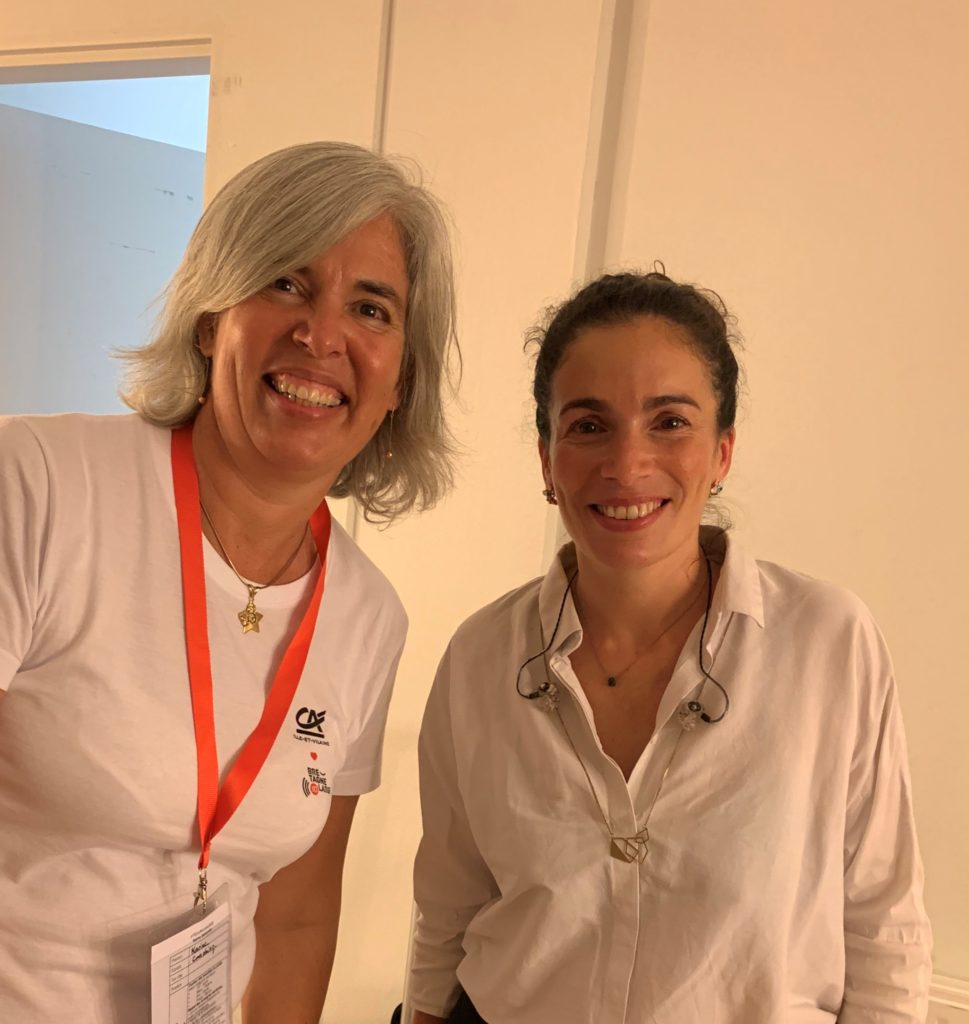 TedX Rennes  coaching de Yael Naim